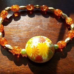 Jewelry - Women's elastic bracelet